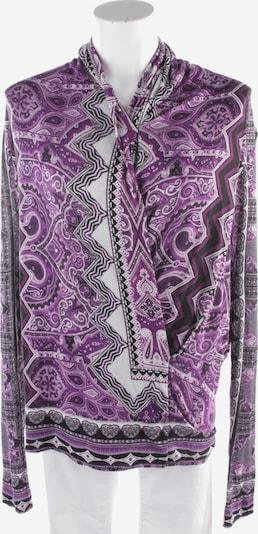 Etro Shirt langarm in M in lila, Produktansicht