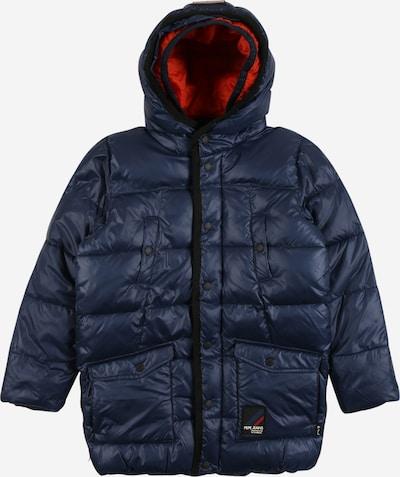 Pepe Jeans Chaqueta de invierno 'Gage' en navy / rojo claro / negro, Vista del producto