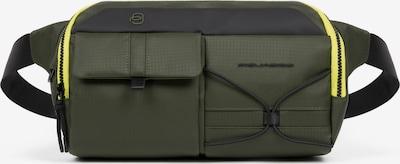 Piquadro Gürteltasche 33 cm in grün, Produktansicht