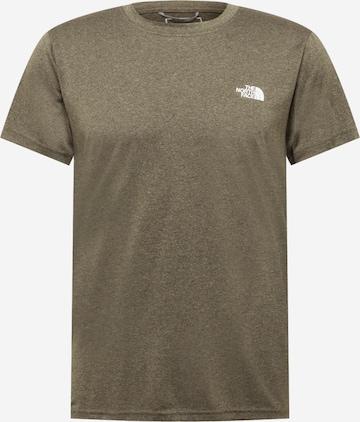 THE NORTH FACE Sport-Shirt in Grün