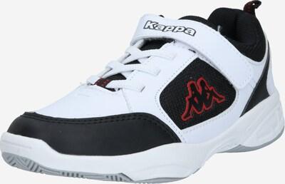 KAPPA Baskets 'Glenbeg' en noir / blanc, Vue avec produit