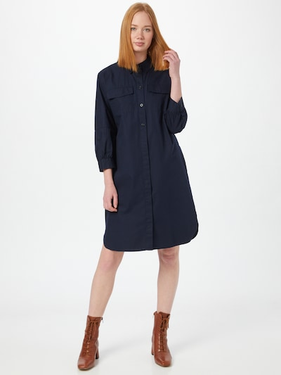 OPUS Kleid 'Wilipo' in navy, Modelansicht