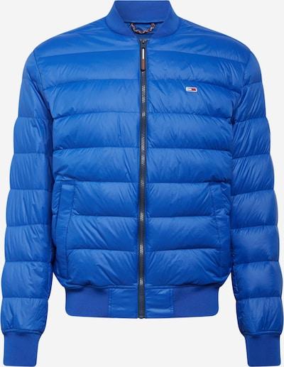 Tommy Jeans Tussenjas in de kleur Blauw, Productweergave