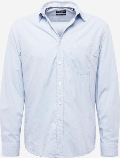 Marc O'Polo Hemd in blau / weiß, Produktansicht