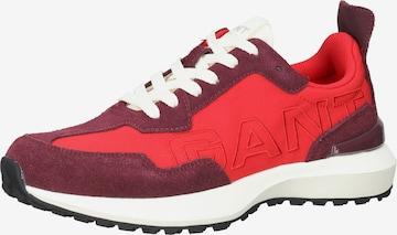 GANT Sneakers in Red