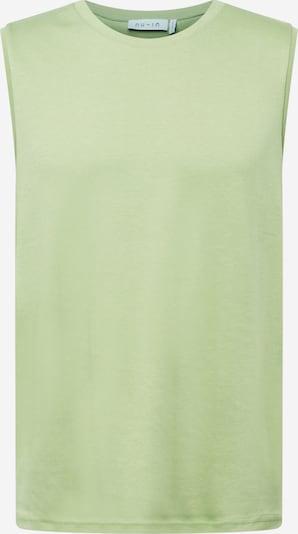 NU-IN ACTIVE Shirt in de kleur Lichtgroen, Productweergave