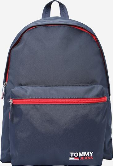 Rucsac 'CAMPUS' Tommy Jeans pe bleumarin / roșu / alb, Vizualizare produs
