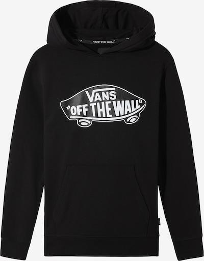 VANS Sportisks džemperis, krāsa - melns / balts, Preces skats