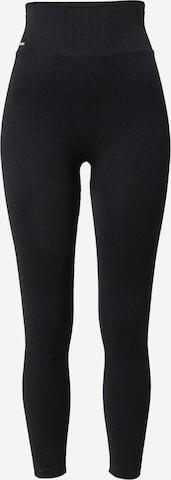 MAGIC Bodyfashion Панталон пижама в черно