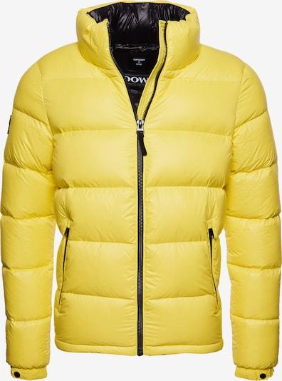 Superdry Winterjas 'Luxe Alpine' in de kleur Citroen, Productweergave