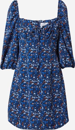 GLAMOROUS Kleid in navy / mischfarben, Produktansicht