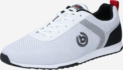 Sneaker bassa 'Riptide' bugatti di colore rosso / nero / bianco, Visualizzazione prodotti
