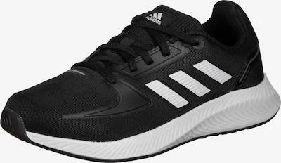 Pantofi sport 'Runfalcon 2.0' ADIDAS PERFORMANCE pe negru / alb, Vizualizare produs