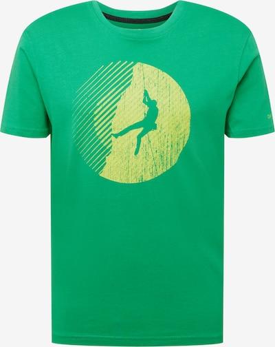 Tricou funcțional 'Determine' DARE2B pe galben / verde, Vizualizare produs