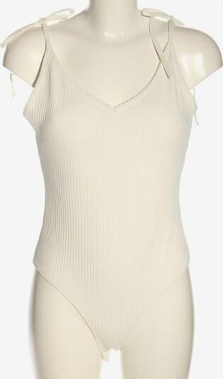 H&M Basic-Body in XXL in creme, Produktansicht