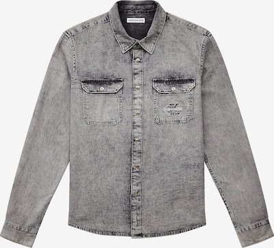 Calvin Klein Jeans Shirt in de kleur Grey denim, Productweergave