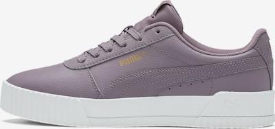 PUMA Carina Damen Sneaker in lila / weiß, Produktansicht