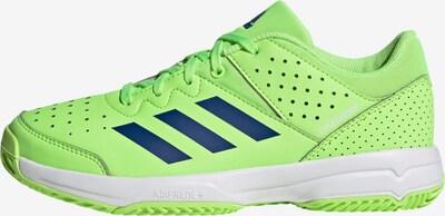 ADIDAS PERFORMANCE Sportschuh in kobaltblau / neongrün, Produktansicht