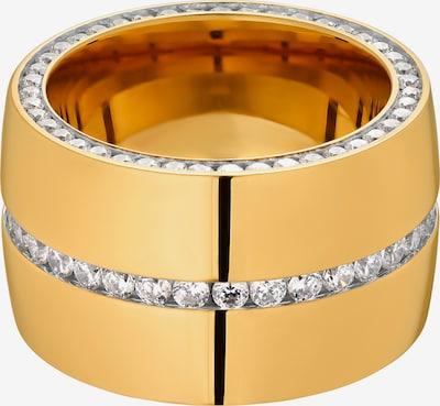 Heideman Ring in de kleur Goudgeel, Productweergave