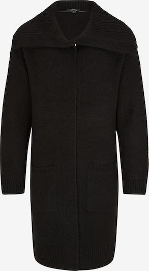 COMMA Strickjacke in schwarz, Produktansicht