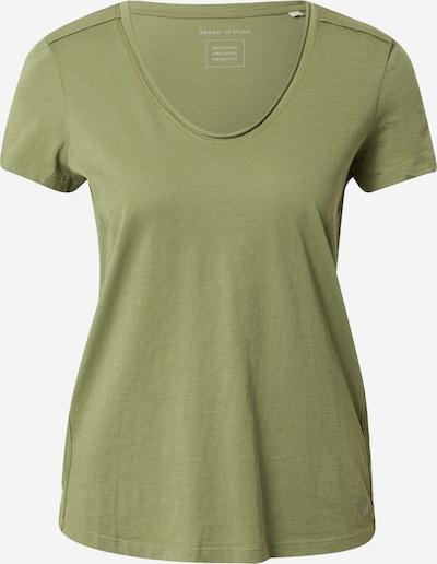 Tricou Marc O'Polo pe verde închis, Vizualizare produs
