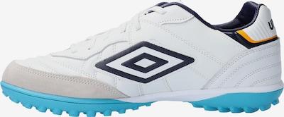 UMBRO Fußballschuh in hellblau / weiß, Produktansicht