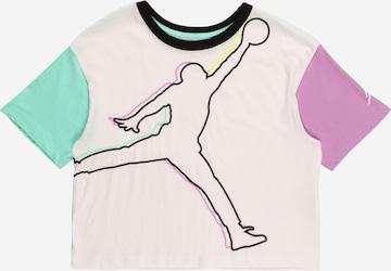 Jordan T-Shirt in Weiß