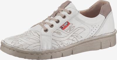 KACPER Schnürschuh in weiß, Produktansicht
