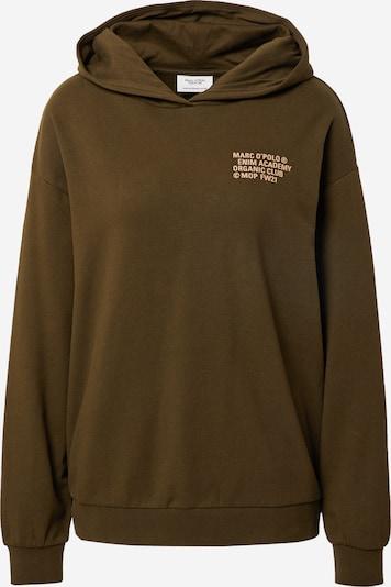 Marc O'Polo DENIM Sweatshirt in beige / oliv, Produktansicht