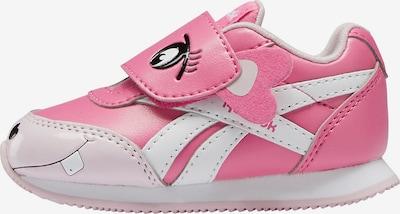 Reebok Classics Sportschuh 'ROYAL CLJOG 2 KC' in pink / schwarz / weiß, Produktansicht
