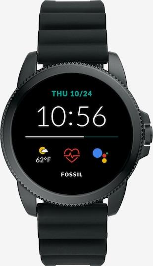 FOSSIL Uhr in schwarz, Produktansicht
