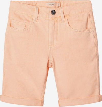 NAME IT Shorts in hellorange: Frontalansicht