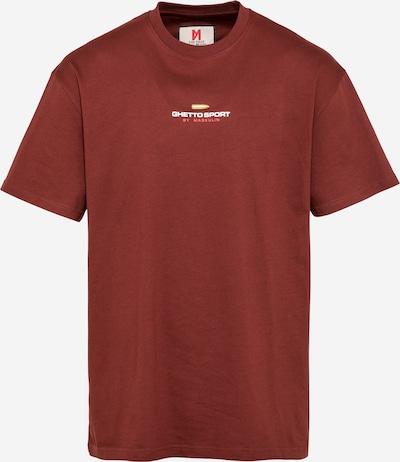 MASKULIN T-Shirt in rot, Produktansicht