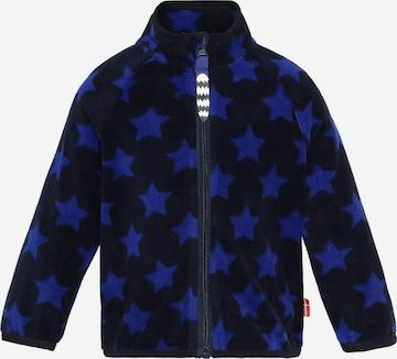 Veste en polaire 'Luis' Racoon Outdoor en bleu
