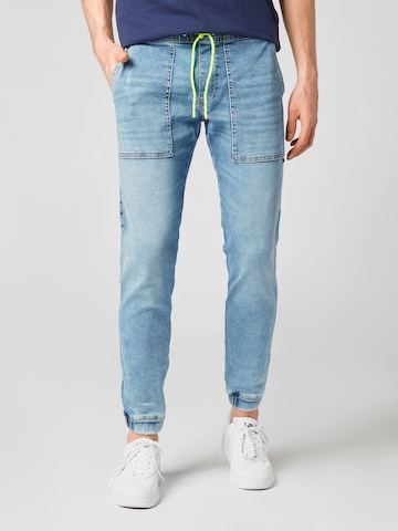 Tommy Jeans Jeans 'Scanton' in Blau