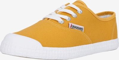 KAWASAKI Sneaker 'Base' in gelb, Produktansicht