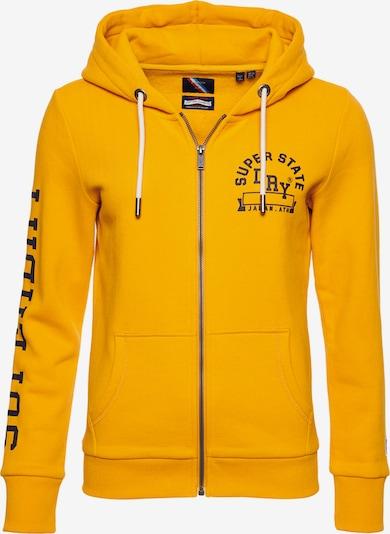 Superdry Sweatvest in de kleur Geel, Productweergave