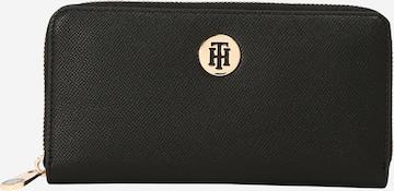 Portamonete 'Honey' di TOMMY HILFIGER in nero