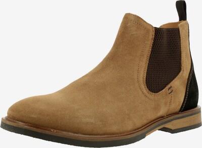 BULLBOXER Chelsea boots ' 853K46985A ' in de kleur Beige: Vooraanzicht
