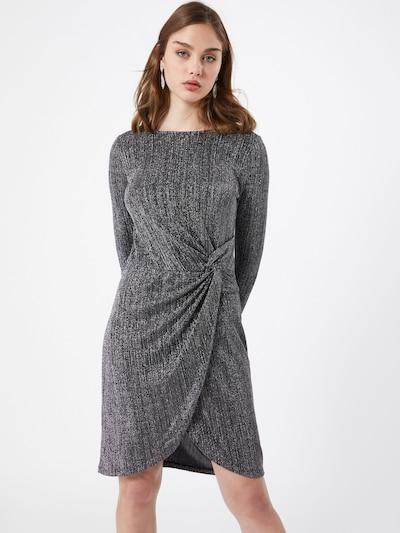 VERO MODA Kleid in schwarz / silber, Modelansicht
