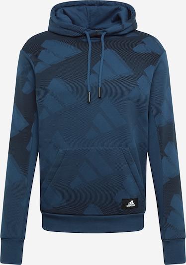 ADIDAS PERFORMANCE Sportsweatshirt in de kleur Navy / Donkerblauw, Productweergave