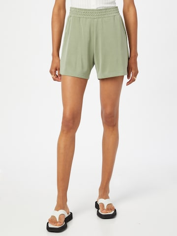 mbym Shorts 'Flannery' in Grün