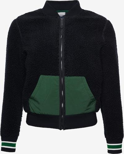 Superdry Jacke in marine / grün, Produktansicht