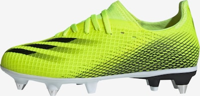 ADIDAS PERFORMANCE Fußballschuh 'X Ghosted.3 SG' in neongelb / schwarz, Produktansicht