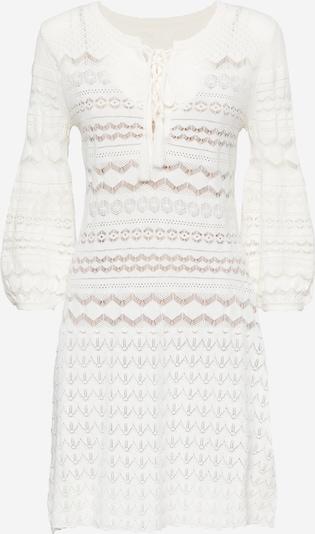 Twinset Robes en maille 'ABITO' en blanc, Vue avec produit