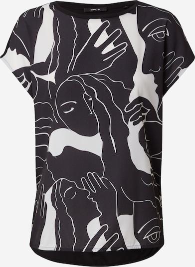 fekete / fehér OPUS Póló, Termék nézet
