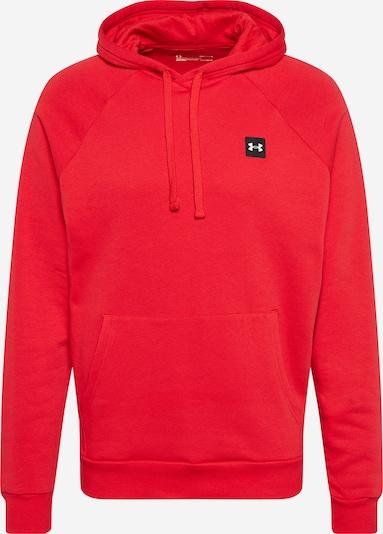 UNDER ARMOUR Sweatshirt 'Rival' in rot, Produktansicht