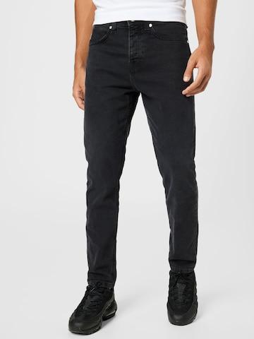 Marc O'Polo DENIM Jeans 'Linus' in Schwarz