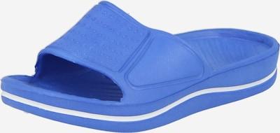 BECK Pantolette in blau, Produktansicht