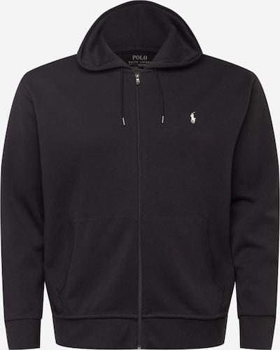 Hanorac Polo Ralph Lauren Big & Tall pe negru, Vizualizare produs